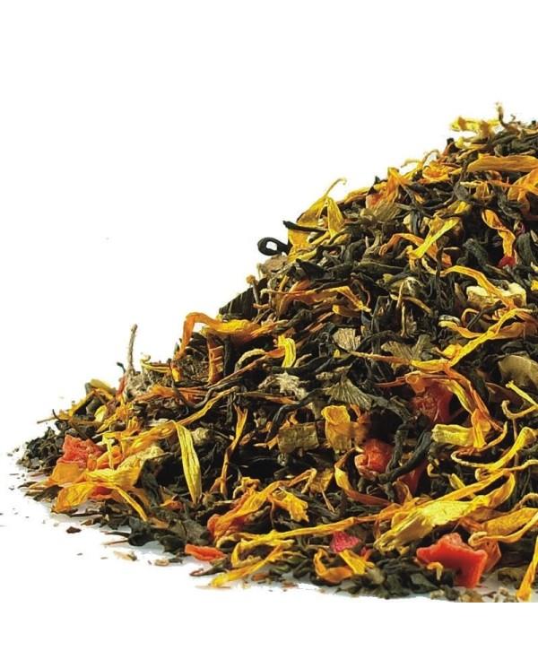 Zelený čaj - 7 rokov v Tibete