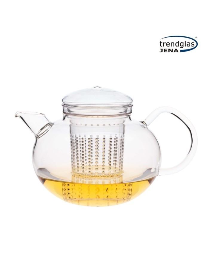 Glass teapot Soma