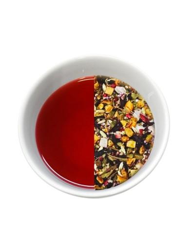 Ovocný čaj Kvety bobulí