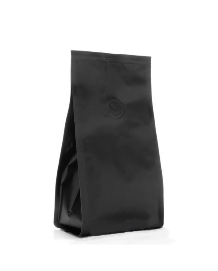 Quadro bag black matt with valve