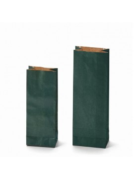 KRAFT green two-layer bags