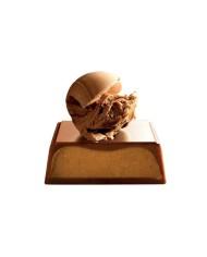 J.Galler - Mliečna čokoláda Praliné Lait