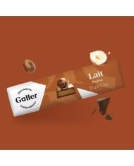 J.Galler - Milk chocolate Praliné Lait
