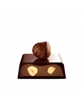J.Galler - Dark chocolate Noisettes Noir