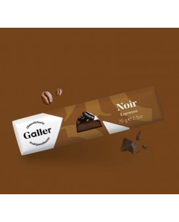 J.Galler - Dark chocolate Café Noir