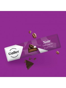 J.Galler - Dark chocolate Café Liégeois Noir