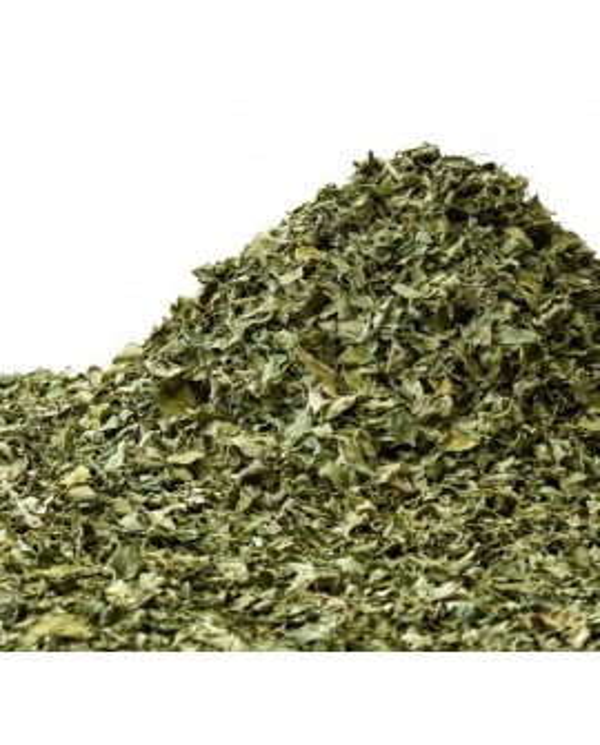 Moringa - sušené listy