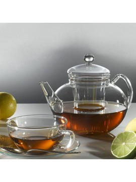 Glass teapot Miko 2.0 l