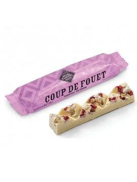 "M.Cluizel- Chocolate bar Quick buckle ""Coup de fouet"""