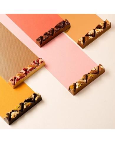 "M.Cluizel- Chocolate bar  Insolent pause ""Pause insolente"""