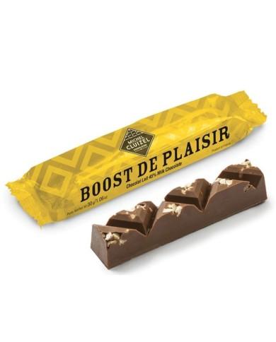 "M.Cluizel-čokoládová tyčinka Opojná rozkoš ""Boost de plaisir"""