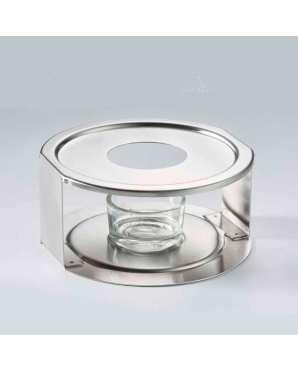 Stainless steel warmer