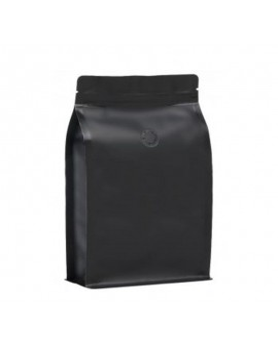BP vrecko mat čierne so ZIPom a ventilom