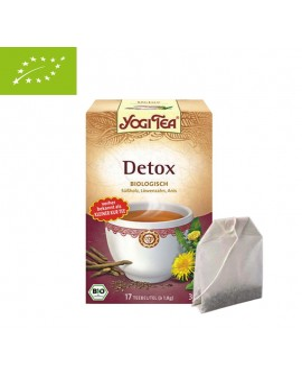 Ayurvedic Detox Tea
