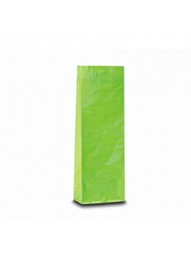 Three layer bag hell green colour