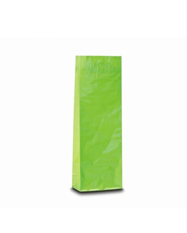 Trovrstvové vrecko svetlo zelené