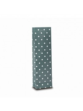 Three layer bag grey with spots