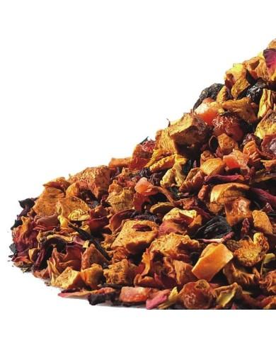Ovocný čaj Škorica  Jablko
