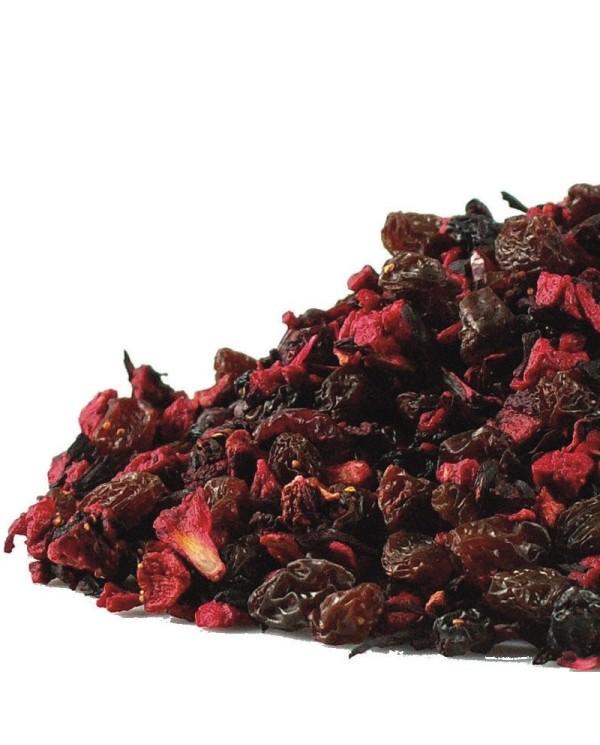 Ovocný čaj Červený trpaslík