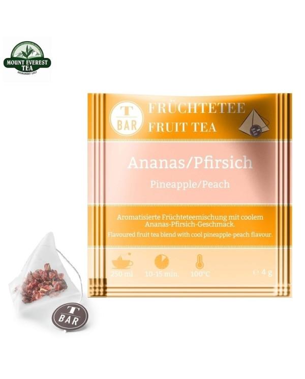 Ovocný čaj Ananás Broskyňa