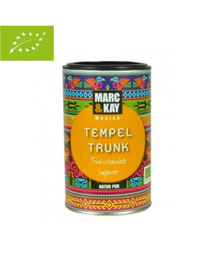 Organická horúca čokoláda Temple Ginger