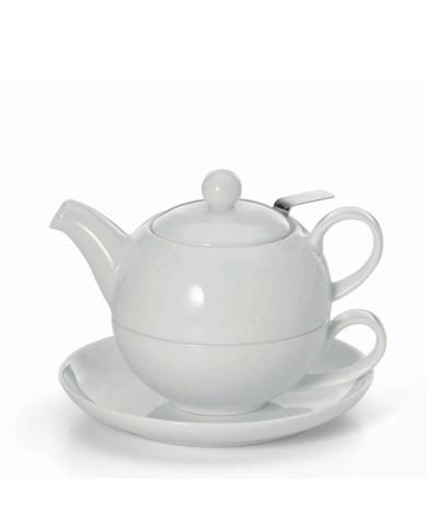 Čajová súprava Bianco