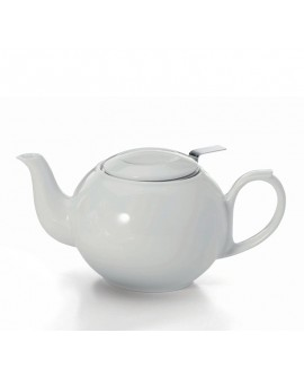 Porcelánový čajník Bianco