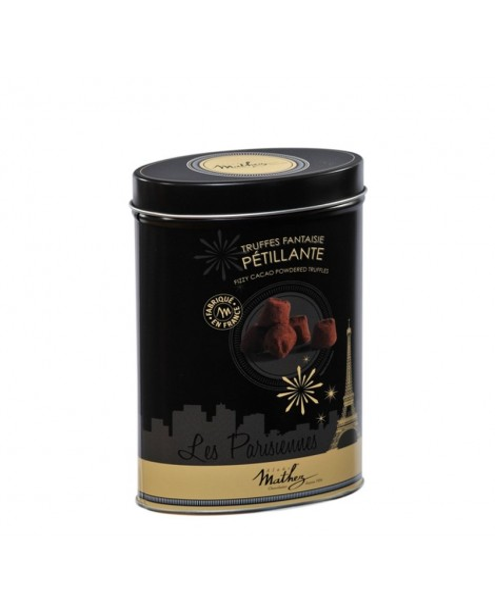 Les Parisiennes - Truffes Pétillante 200g