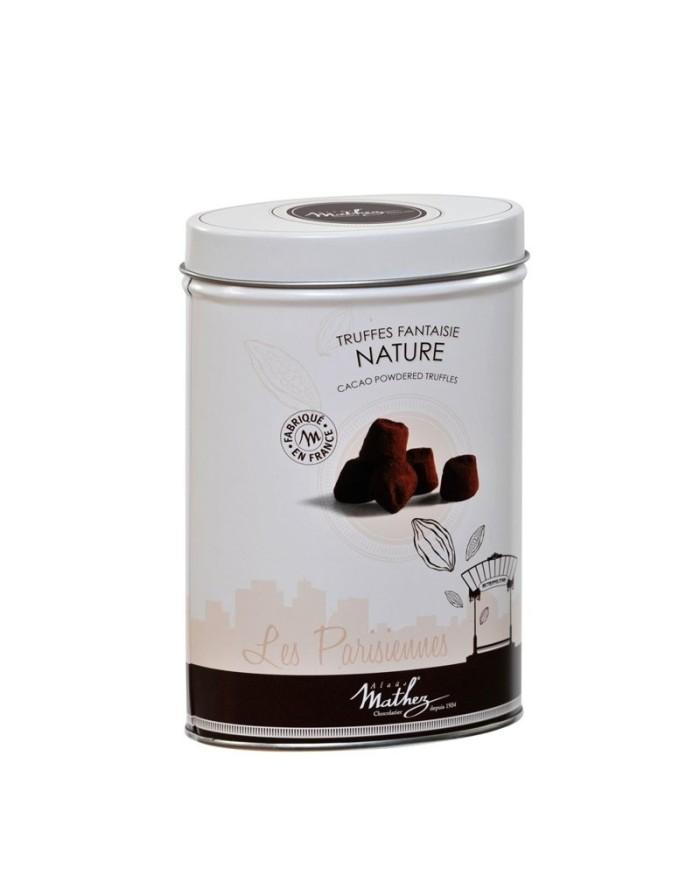 Les Parisiennes - Truffes Nature 200g