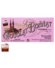 S.Bonnat Lait Grands Crus Morenita Mexique 65%