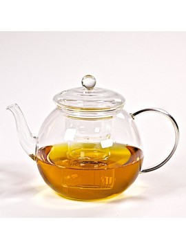 Glass teapot Havanna