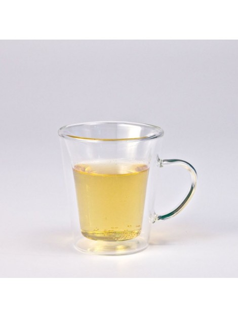 Glass Cup with Double Wall Classic