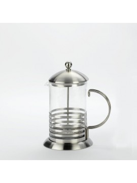 Glass teapot French Brushi