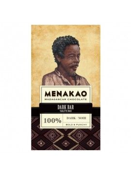 Menakao Chocolate Cocoa Sugar-Free Dark Chocolate