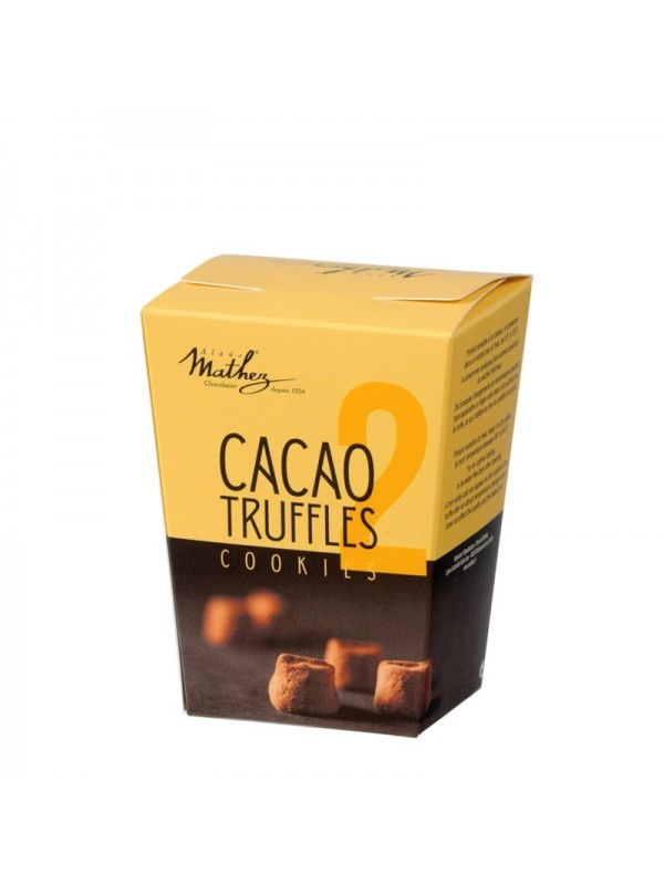 Truffes  fantaisie cookies - Mini box 100g