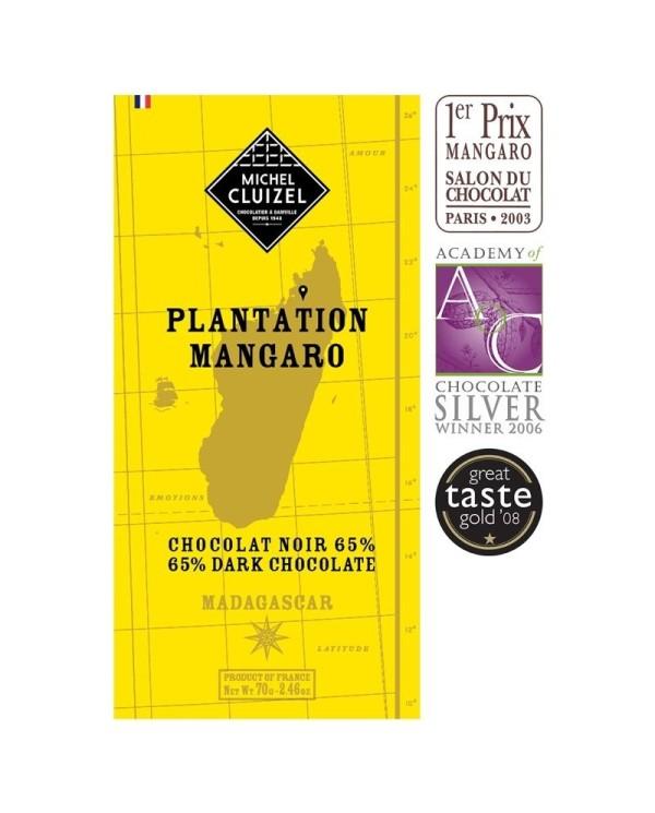 M.Cluizel  Mangaro Noir Criollo 65%