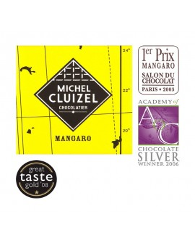 Miničokoláda M.Cluizel Mangaro Noir Criollo 65%