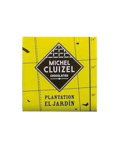 Miničokoláda M.Cluizel  El Jardin 69%