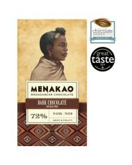 Menakao tmavá 72% čokoláda