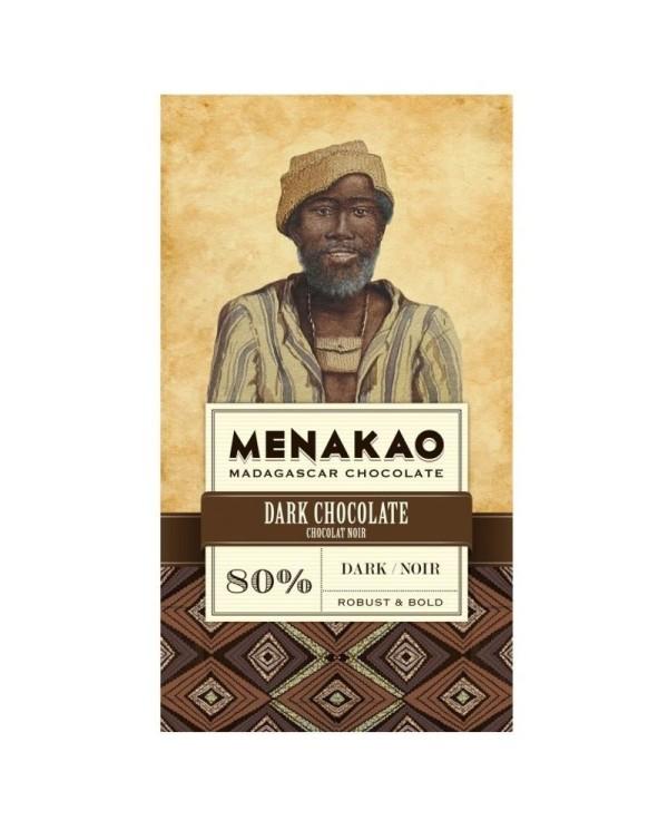 Menakao tmavá 80% čokoláda