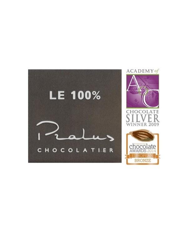 Miničokoláda F. Pralus Madagascar Criollo 100%