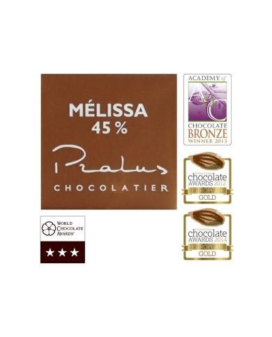 F.Pralus Melissa Criollo 45% MINI