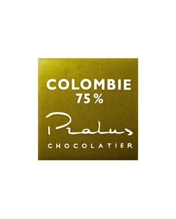 F.Pralus Colombie 75% MINI