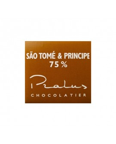 F.Pralus Sao Tomé  75% MINI