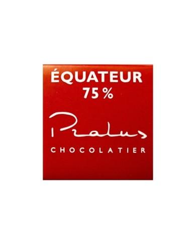 F.Pralus Ekvádor  75% MINI