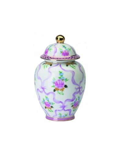 Porcelain tea box