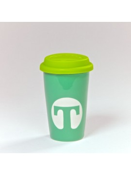 """Tea to Go """"T"""" Green"""
