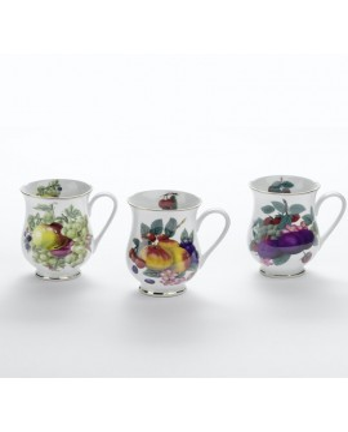 Tea cup Fruits