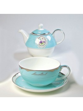 Tea set for one Recollect