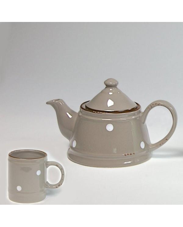 Tea set Vintage Look